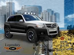 Mercedes-Benz USA To Showcase Four Custom 2010 GLK350 SUV's At The ...
