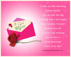 Romantic Good Morning Messages And Quotes 40greetings Magnificent Powerful Sunday Msg For Him