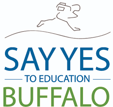 Image result for say yes buffalo logo