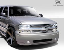 1999-2002 Chevy Silverado 2000-2006 Tahoe Suburban Duraflex Denali ...