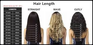 79 Described How Long Is My Hair Chart