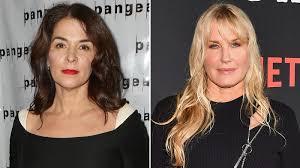 Annabella Sciorra, Daryl Hannah Say Harvey Weinstein ...