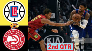 Los Angeles Clippers vs Atlanta Hawks ...