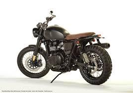 david beckham s custom built triumph amazon scrambler motorcyclist