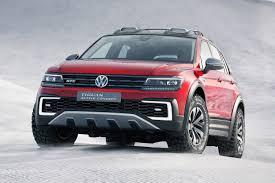 More Volkswagen Tiguan Crossovers | Specs, News, Rumors | Digital ...