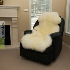 1 5 pelt sheepskin rug
