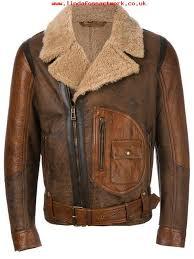 resistant to wear 60033 belstaff shearling biker jacket mens biker jackets 71020563l81n0595