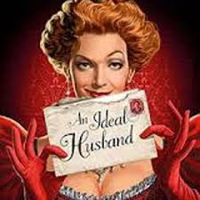 an ideal husband play plot characters stageagent an ideal husband