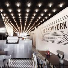 <b>Paris New</b>-<b>York</b> restaurant by Cut Architectures