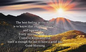 Good Morning Quotes For Her Girlfriend Love Quotes