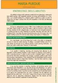 Sample Federal Resume Ksa Resume Ksa Examples Free Resume Samples Writing Guides