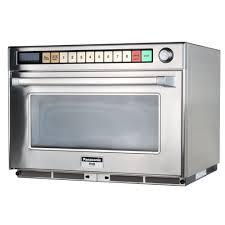 Heavy Duty Microwaves Panasonic Ne 2180 Sonic Steamer Commercial Microwave Oven 208