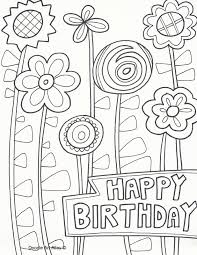 Greeting cards with lol dolls, ladubug, cat noir, baby yoda, paw patrol and other relevant characters. Birthday Coloring Pages Doodle Art Alley