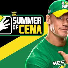 John Cena: WWE announces 'Summer of ...