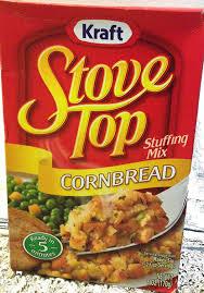 amazon kraft stove top cornbread stuffing mix 6oz pack 3 grocery gourmet food
