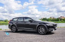 Mobile-review.com Тест Volvo V90 Cross <b>Country</b>. Самый ...
