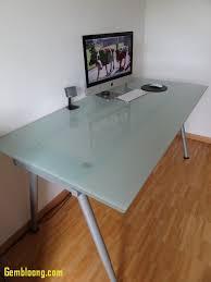 glass desk top ikea best interior wall paint