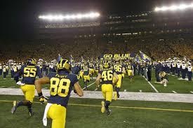 Michigan Football Scholarship Chart Michigan Sitting Right At 85 Scholarships For 2019 Season