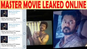 Master Full Movie Leaked Online ...