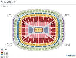 Nrg Rodeo Seating Chart The Stylish Houston Rodeo Seating Chart Seating Chart