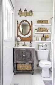 rustic white bathroom vanities. Simple Rustic Interior Design For In Rustic White Bathroom Image 2018  Intended Vanities