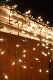 Christmas Lights Mini Icicle Lights