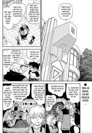 Đọc Chap 1035: Khay chạm khắc sơn mài đen - Truyện Thám tử lừng danh Conan  - Tập 97