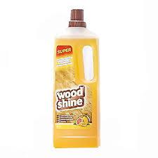 Wood Shine Laminate U0026 Wooden Floor Cleaner 1L Alt Image 1