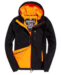 Superdry Hooded Sd Windtrekker Jacket Mens Jackets