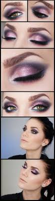 look created by makeup artist linda hallberg bright and dramatic works in spring summer fall and winter