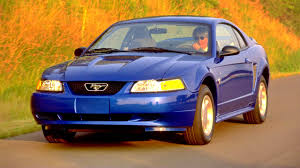 Ford Mustang Coupe P40 1999 2004 - YouTube