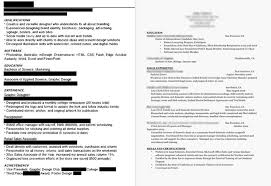 Dissecting The Good And Bad Resume In A Creative Field Emily Magnificent What Is A Good Font For A Resume