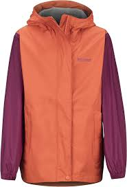 Marmot Precip Pants Size Chart Amazon Com Marmot Kids Girls Precip Eco Jacket Little