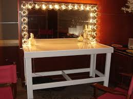How To Make A Vanity Mirror With Lights Gorgeous How To Make A Vanity Mirror With Lights Pleasing How To Make A