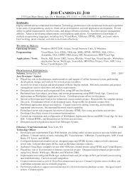 Cover Letter C Programmer Resume C Programmer Resume Sample