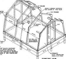 Gambrel Roof Barn Plans U2013 Barn Plans VIPGambrel Roof Plans