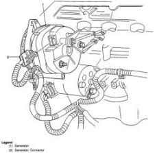 how do i change the alternator on a 1994 cadillac seville sts click image to see an enlarged view