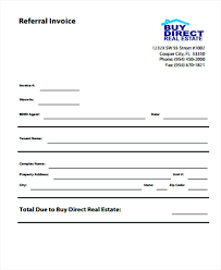 Free Invoice Form Template New Real Estate Broker Commission Agreement Form Unique Agent Invoice