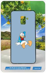 Ốp Lưng Điện Thoại Samsung - Samsung A8 Plus In Hình Chú Vịt Donald –  Chuyên Ốp | Chuyenop.Com | chuyên in ốp điện thoại giá rẻ
