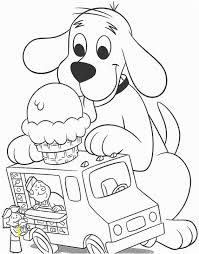 Baby Clifford Coloring Pages Curious George Coloring Pages