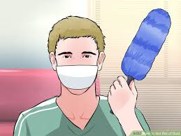 image titled get rid of dust step 2 best way to dust furniture