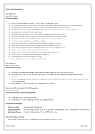 Resume Template Open Office Extraordinary Resume Templates Libreoffice] 48 Images Resume Templates
