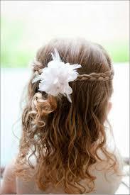 Kommunion Frisuren Geflochten Festliche Kinderfrisuren M Dchen