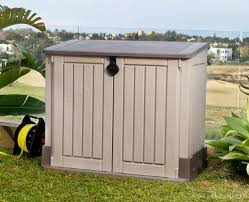 Outdoor Storage Cabinet Waterproof Creative Cabinets Decoration - Exterior storage cabinets