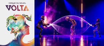 Cirque Du Soleil Volta Nassau Coliseum Uniondale Ny