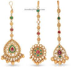 Gold Nethichutti Designs With Price Gold Tikka Designs In Malabar Gold Jewellery Designs