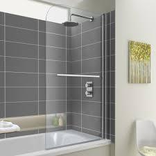 Functional Corner Bath Shower Screen 578 New House Decorating .