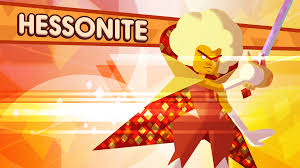 Save The Light Buy Meet Hessonite A New Steven Universe Gem The