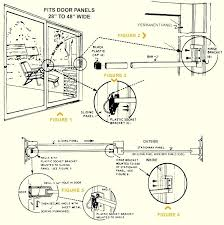 sliding glass door diagram how to install the sliding glass door security bar sliding glass door sliding glass door