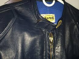 bates custom leather jacket photo 2 jpg
